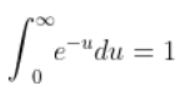 Solving Step by Step Probability Density Function