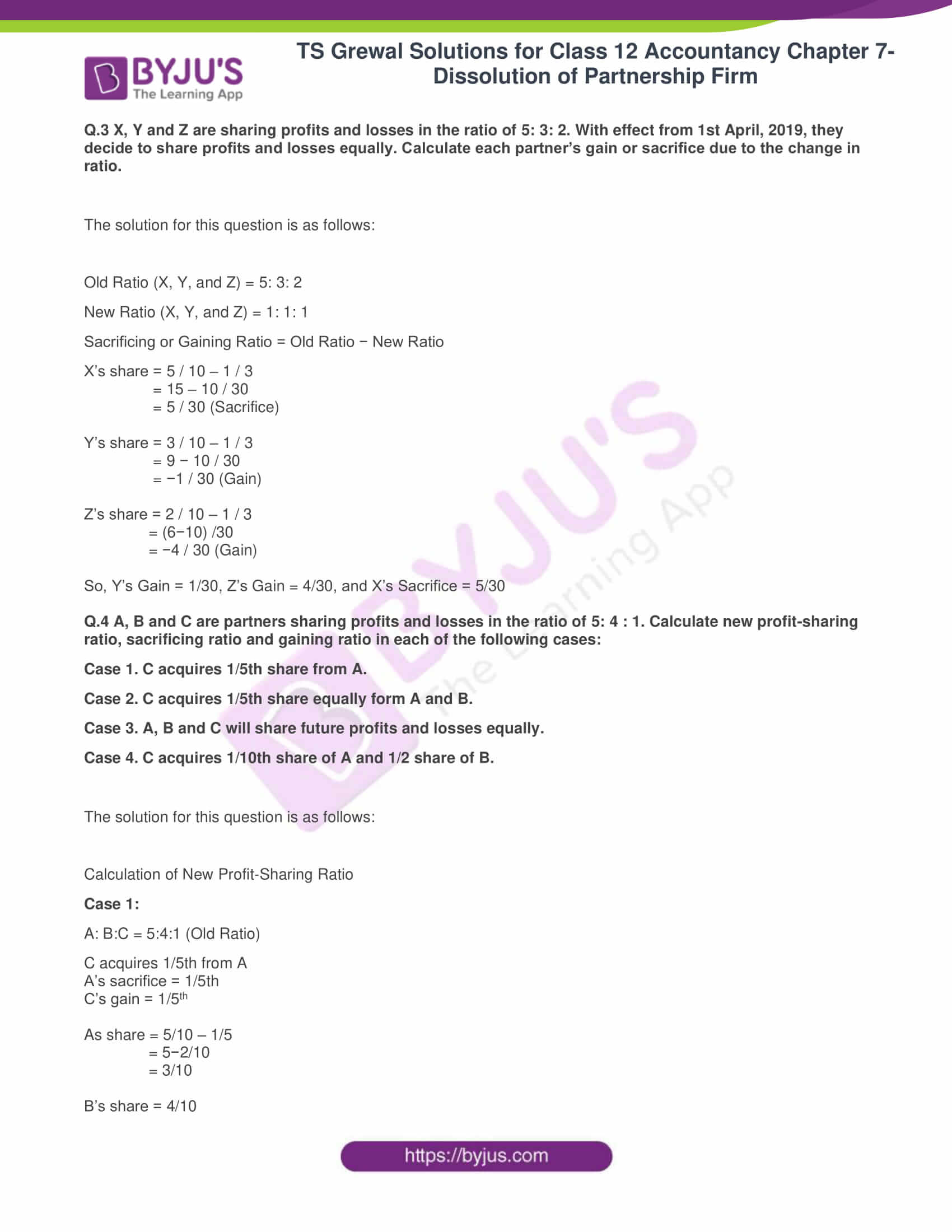 ts grewal solutions class 12 accountancy vol 1 chapter 4 change in profit 02