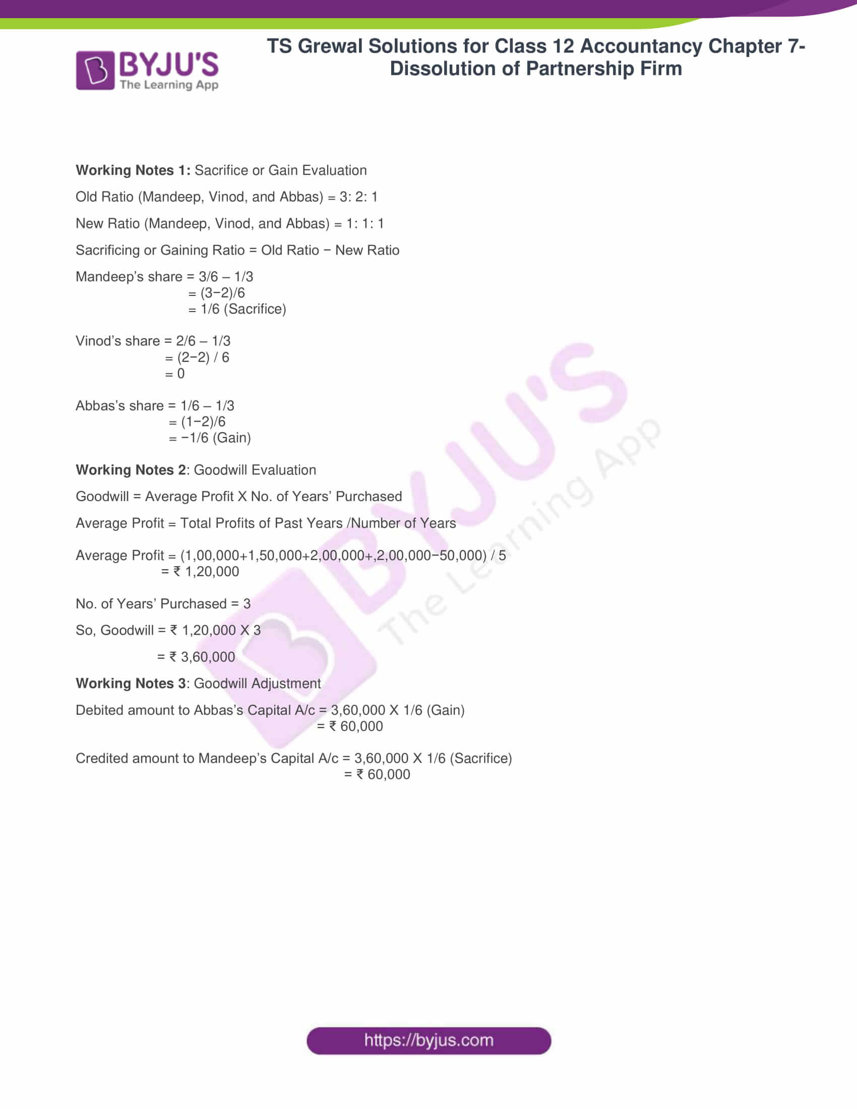ts grewal solutions class 12 accountancy vol 1 chapter 4 change in profit 08
