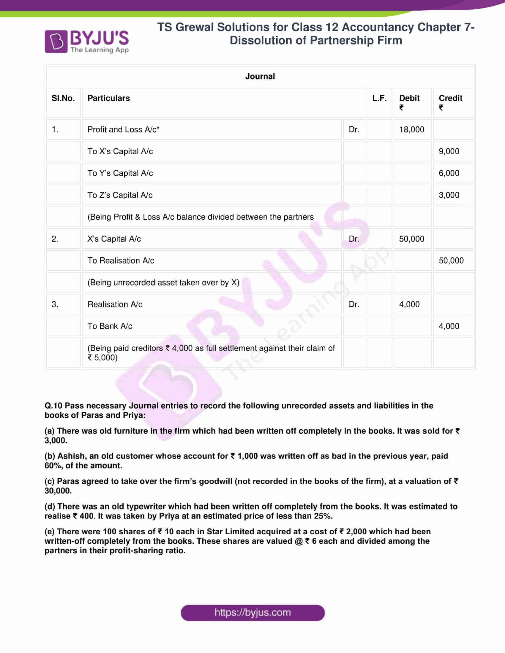 ts grewal solutions for class 12 accountancy chapter 7 10