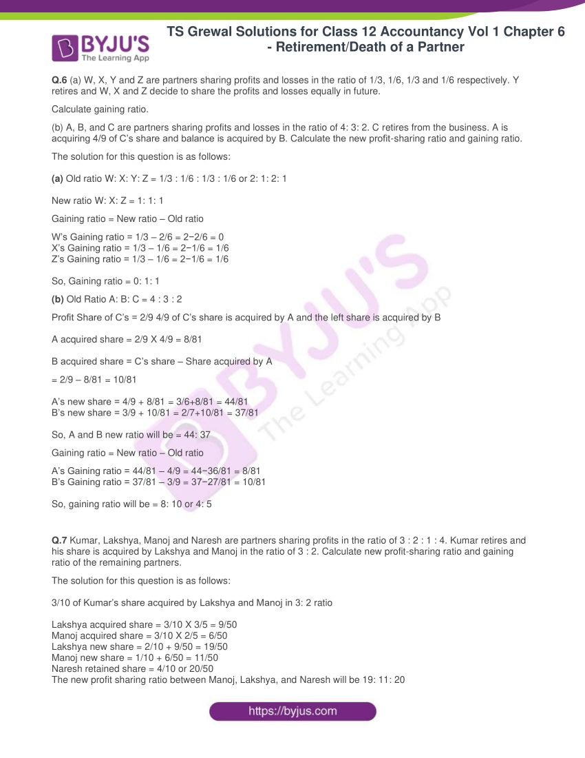 ts grewal solutions for class 12 accountancy vol 1 chapter 6 retirement 03