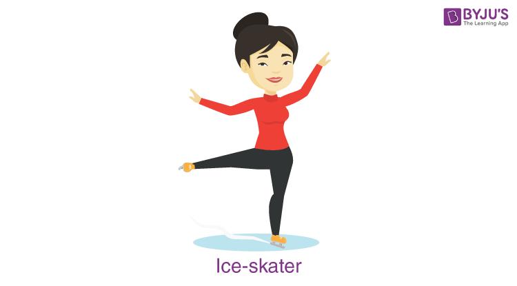 Ice-skater
