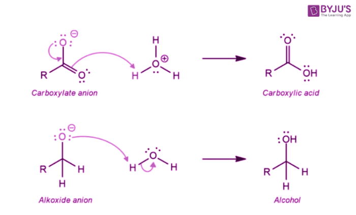 Cannizzaro Reaction Mechanism Step 3