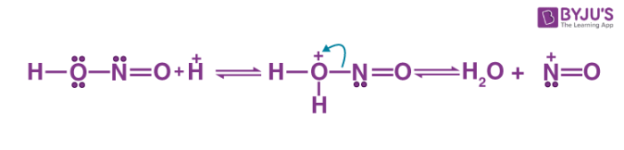 Diazotization Reaction Mechanism 1