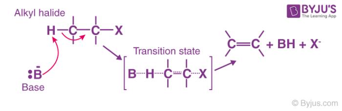 E2 Reaction Mechanism