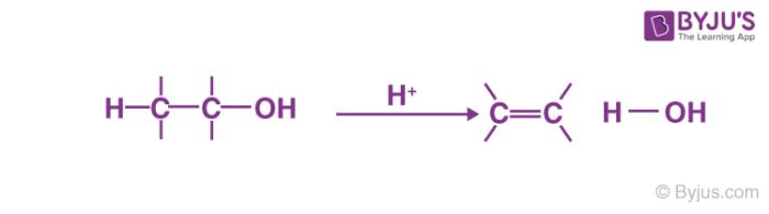 Elimination Reaction Mechanism
