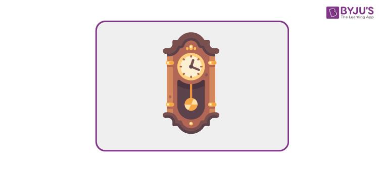 Time Measurement Devices
