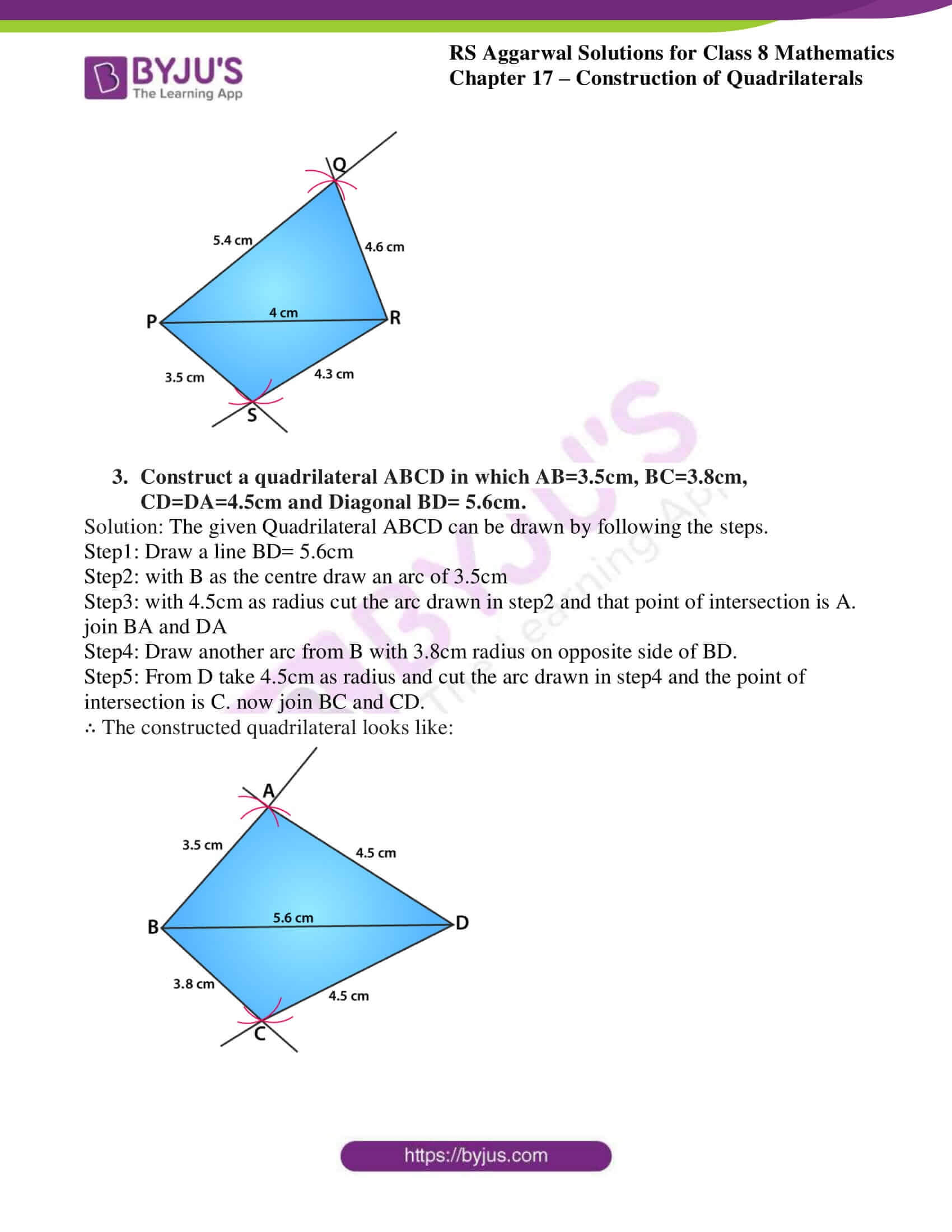 rs aggarwal solutions class 8 maths chapter 17a