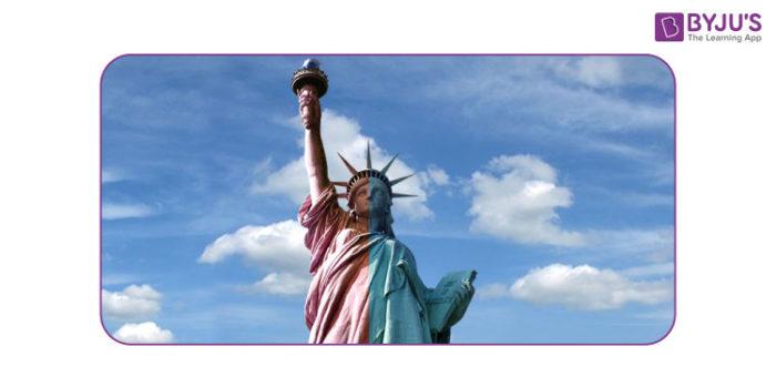 Statue Of Liberty Acid Rain