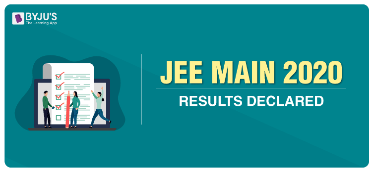 JEE Main Result September Session