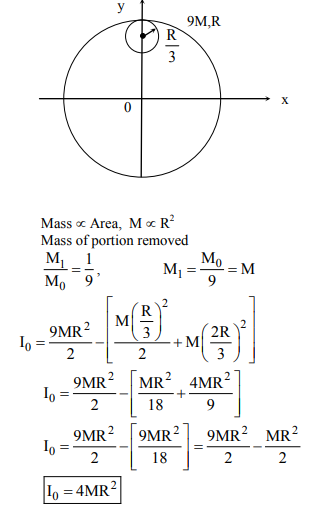 Answers for JEE Main 2018 Physics Quesions