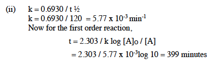 ISC Class 12 Chemistry Question Paper Solution 2015-4