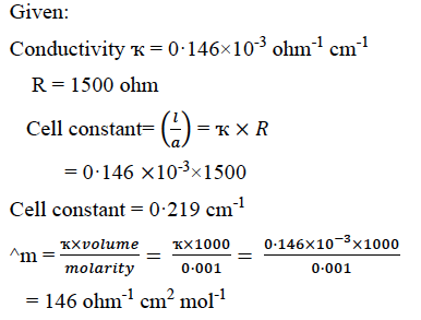 ISC Class 12 Chemistry Question Paper Solution 2019-12