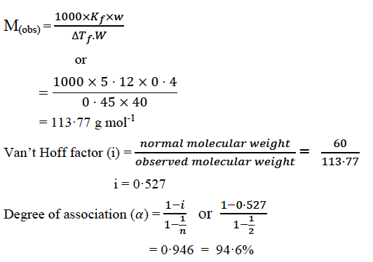 ISC Class 12 Chemistry Question Paper Solution 2019-7