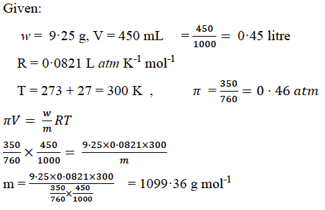 ISC Class 12 Chemistry Question Paper Solution 2019-8