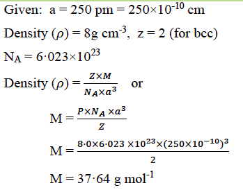 ISC Class 12 Chemistry Question Paper Solution 2019-9