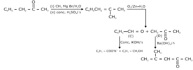 JEE Main 2020 Paper Chemistry Shift 2 3rd Sept Q16