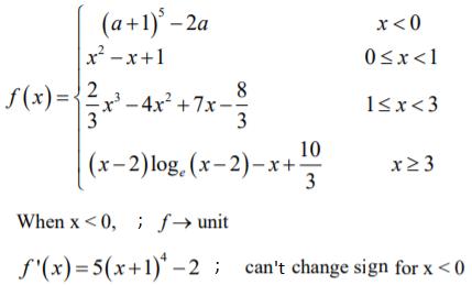 Math JEE Advanced Question Paper 2019 Paper 1