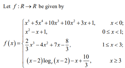 Maths JEE Advanced Question Paper 2019 Paper 1