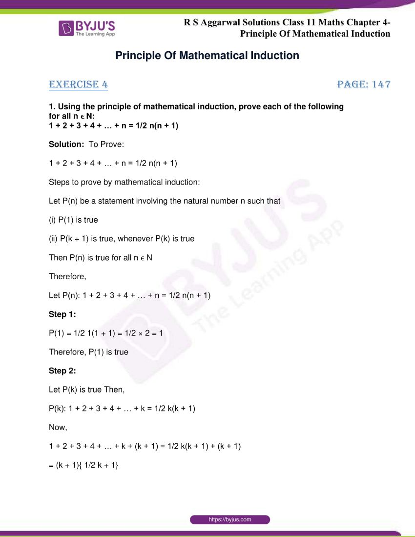 rs aggarwal class 11 maths solutions chapter 4 01