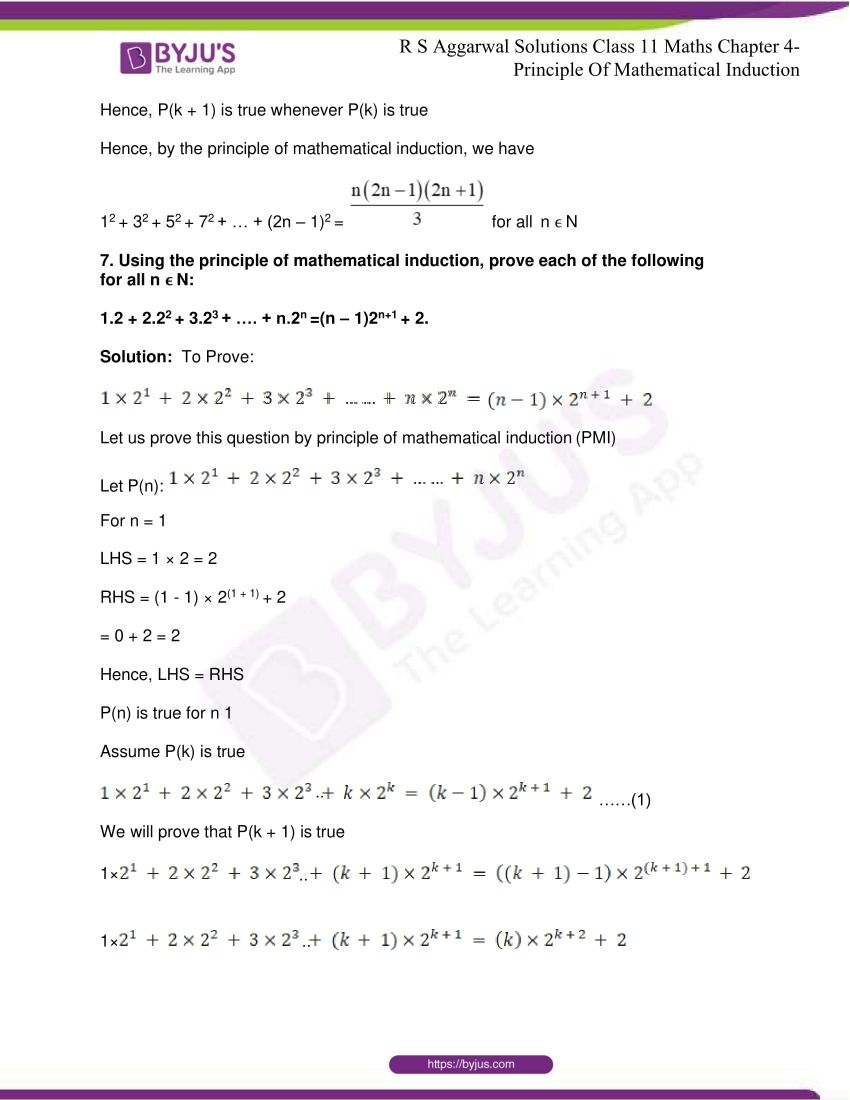 rs aggarwal class 11 maths solutions chapter 4 09