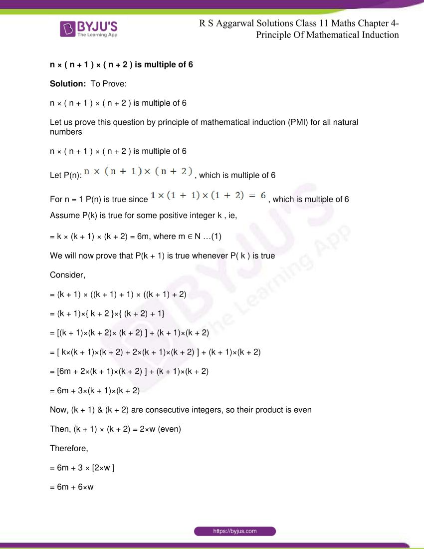 rs aggarwal class 11 maths solutions chapter 4 25