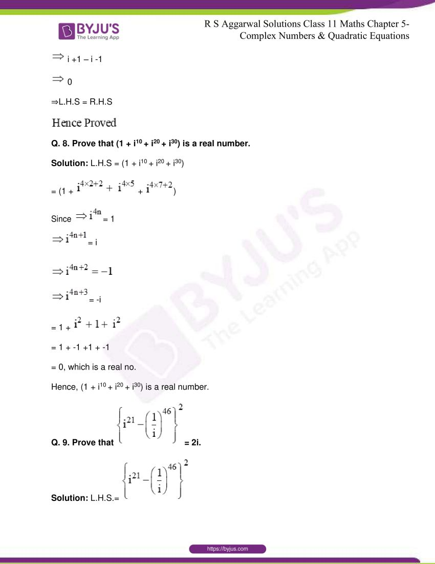 rs aggarwal class 11 maths solutions chapter 5 007
