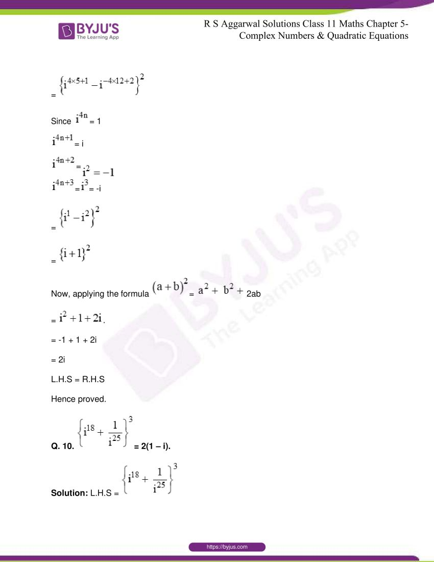 rs aggarwal class 11 maths solutions chapter 5 008
