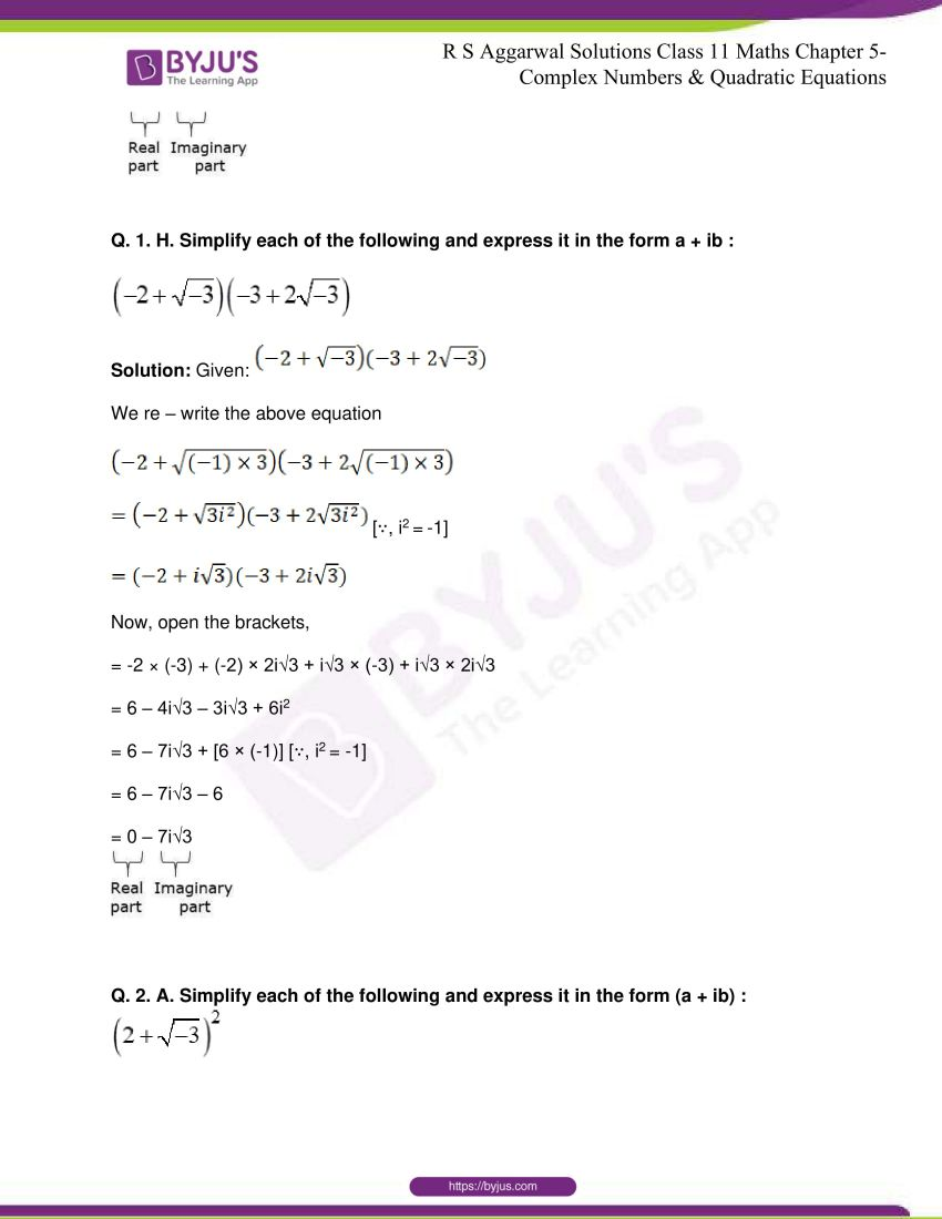 rs aggarwal class 11 maths solutions chapter 5 017