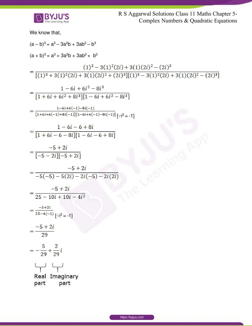 rs aggarwal class 11 maths solutions chapter 5 025
