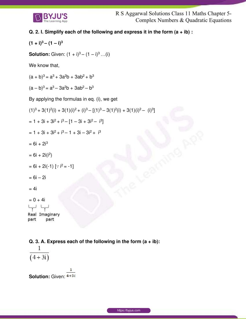 rs aggarwal class 11 maths solutions chapter 5 026