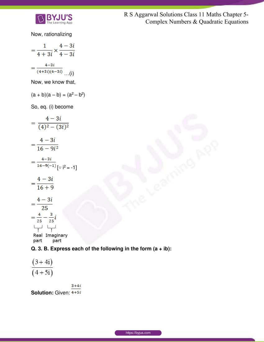 rs aggarwal class 11 maths solutions chapter 5 027