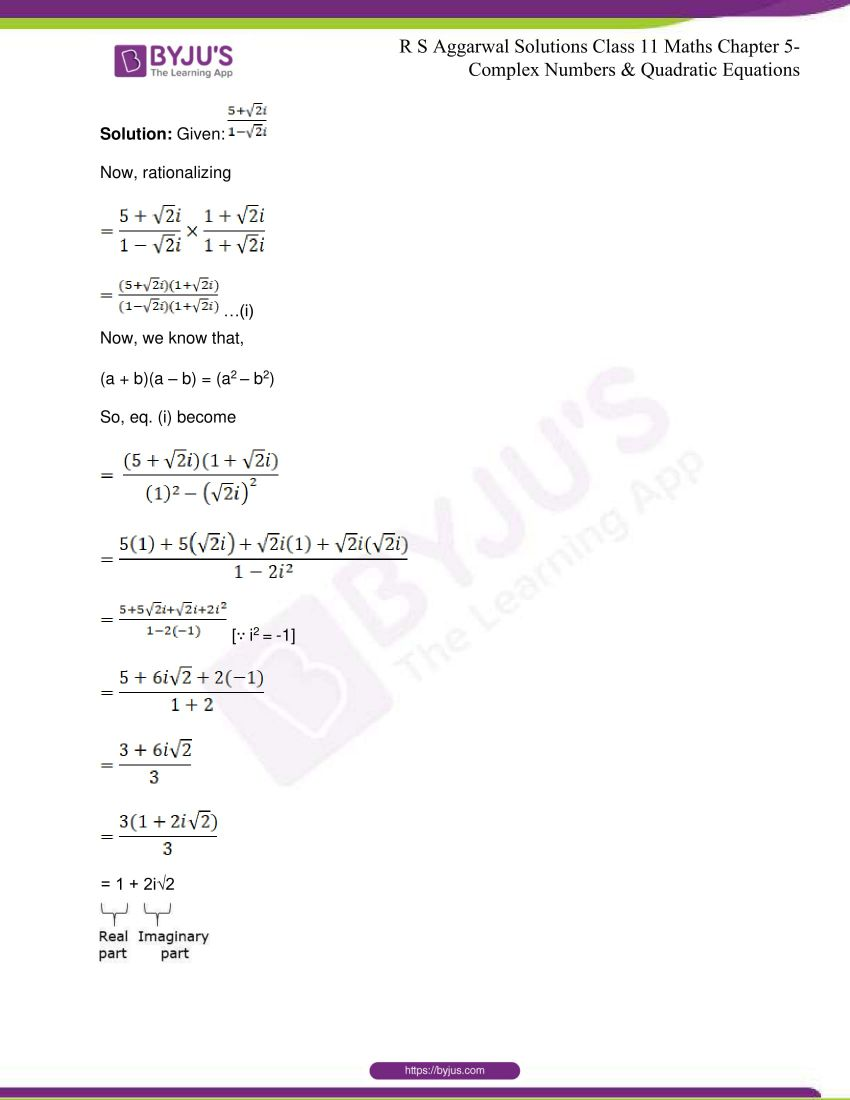 rs aggarwal class 11 maths solutions chapter 5 029