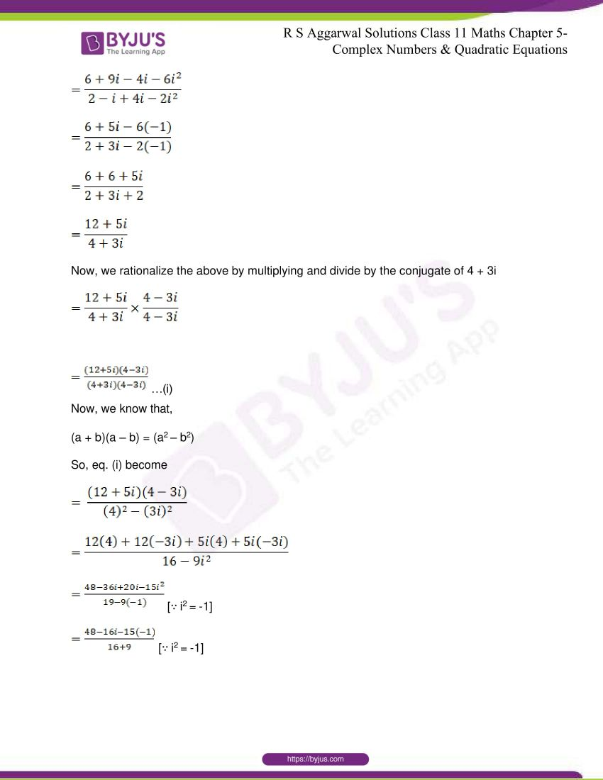 rs aggarwal class 11 maths solutions chapter 5 033