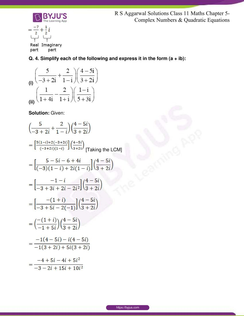 rs aggarwal class 11 maths solutions chapter 5 038