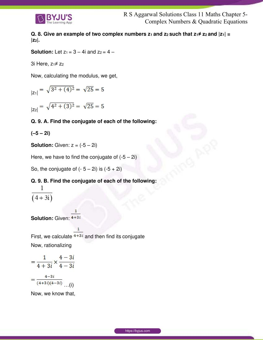 rs aggarwal class 11 maths solutions chapter 5 046