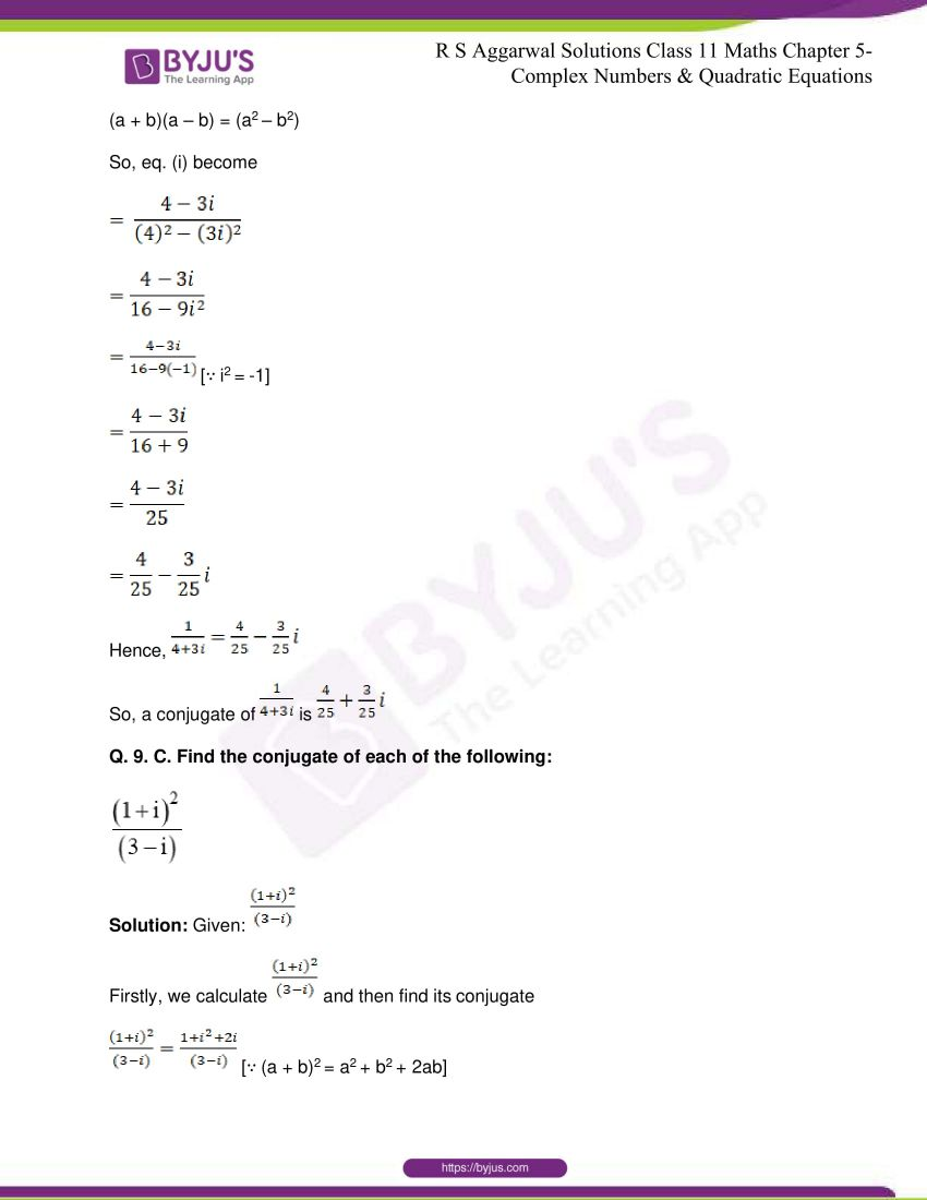 rs aggarwal class 11 maths solutions chapter 5 047