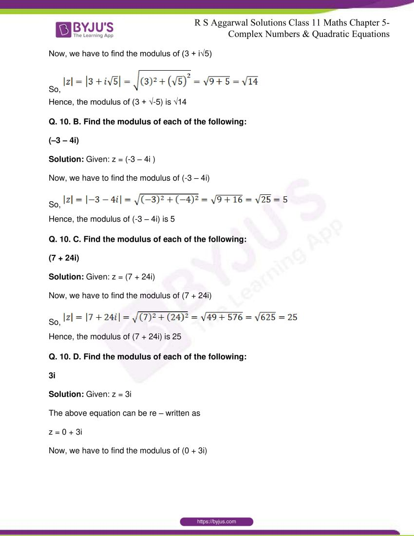 rs aggarwal class 11 maths solutions chapter 5 053