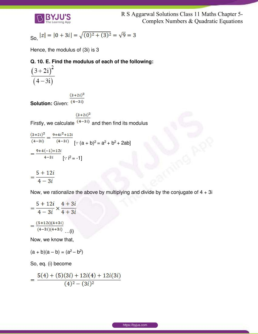 rs aggarwal class 11 maths solutions chapter 5 054