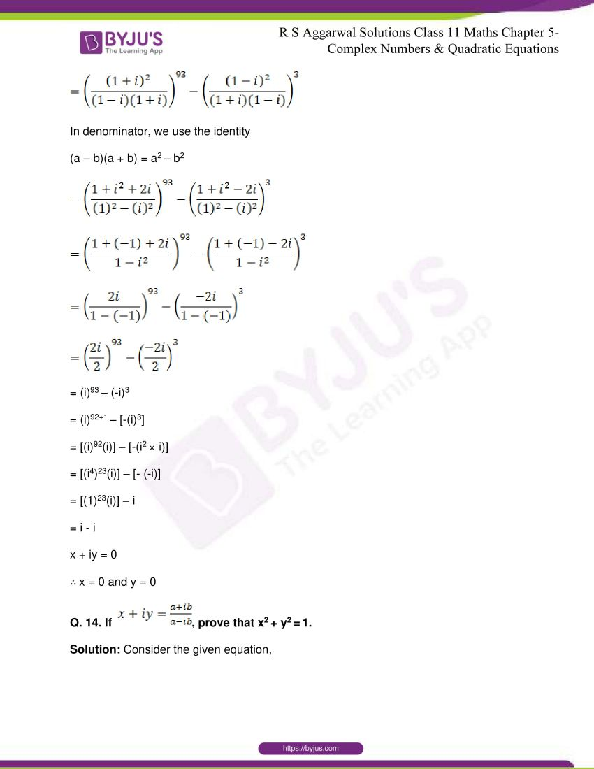 rs aggarwal class 11 maths solutions chapter 5 066