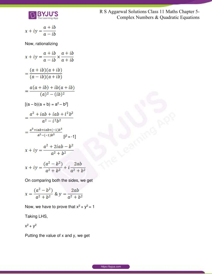 rs aggarwal class 11 maths solutions chapter 5 067