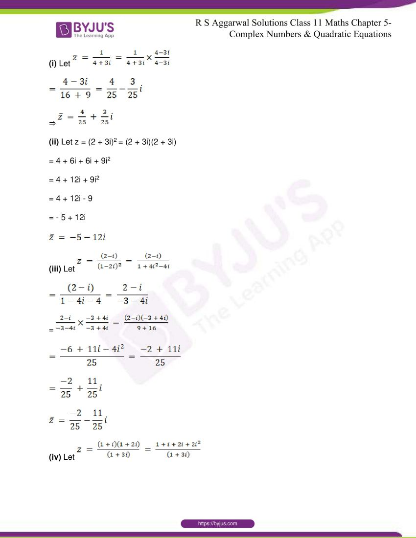rs aggarwal class 11 maths solutions chapter 5 096