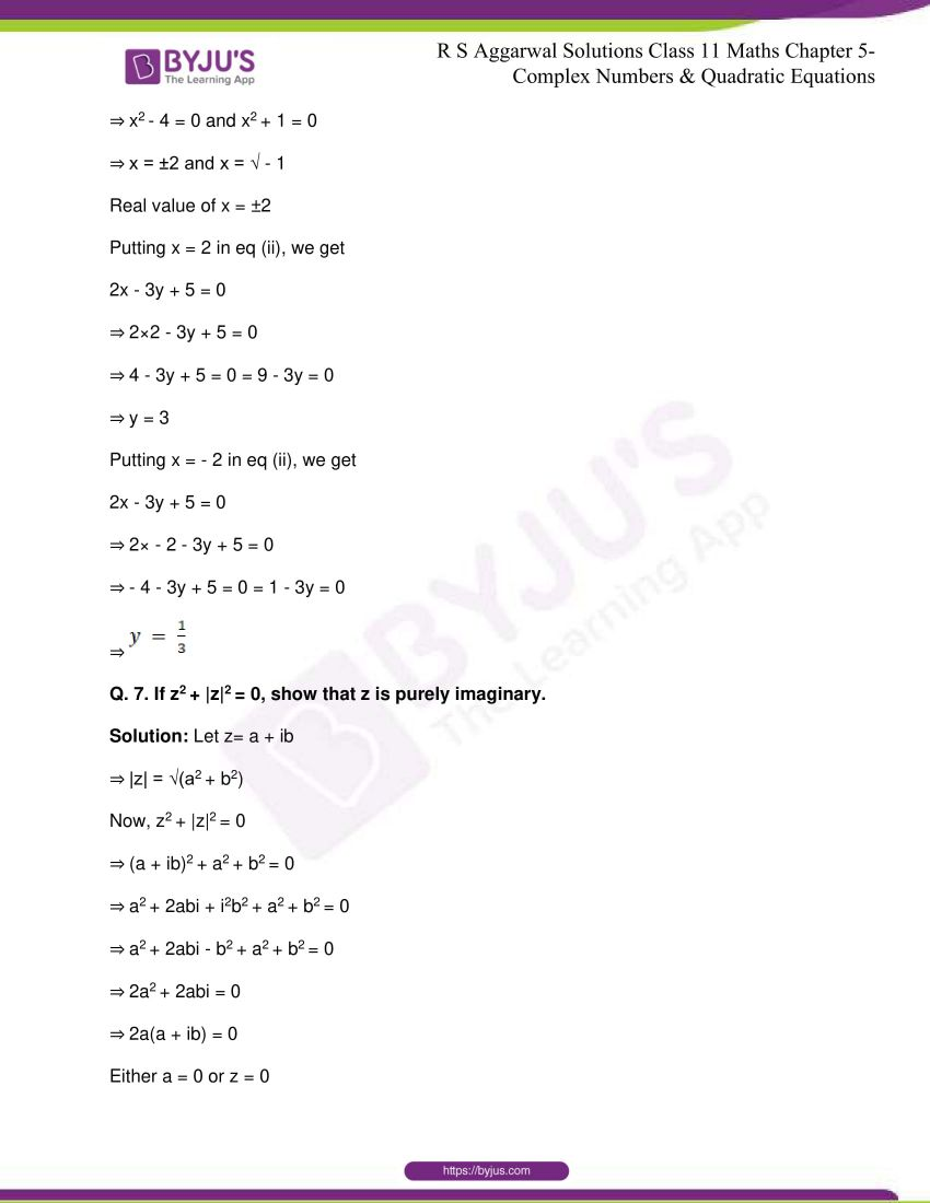 rs aggarwal class 11 maths solutions chapter 5 103