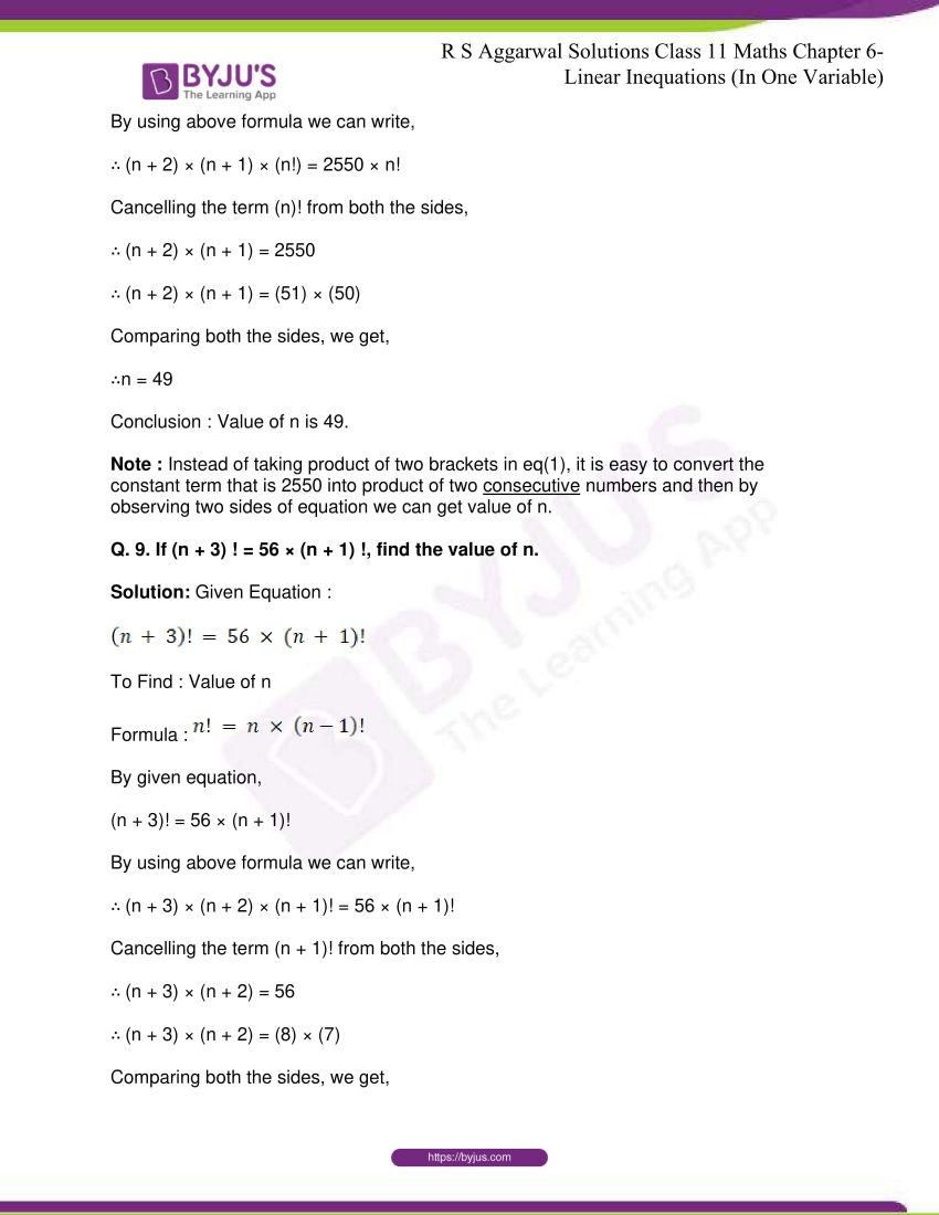rs aggarwal class 11 maths solutions chapter 8 08