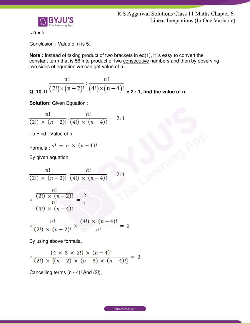 rs aggarwal class 11 maths solutions chapter 8 09