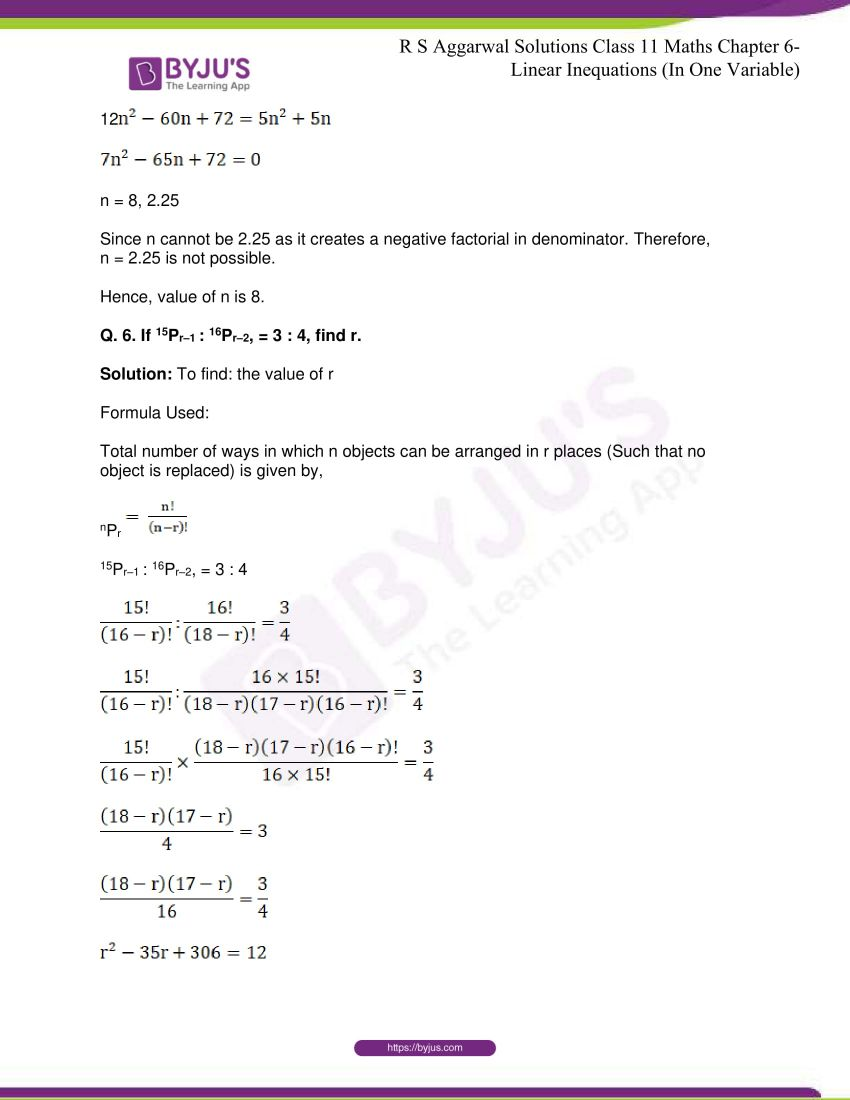 rs aggarwal class 11 maths solutions chapter 8 38