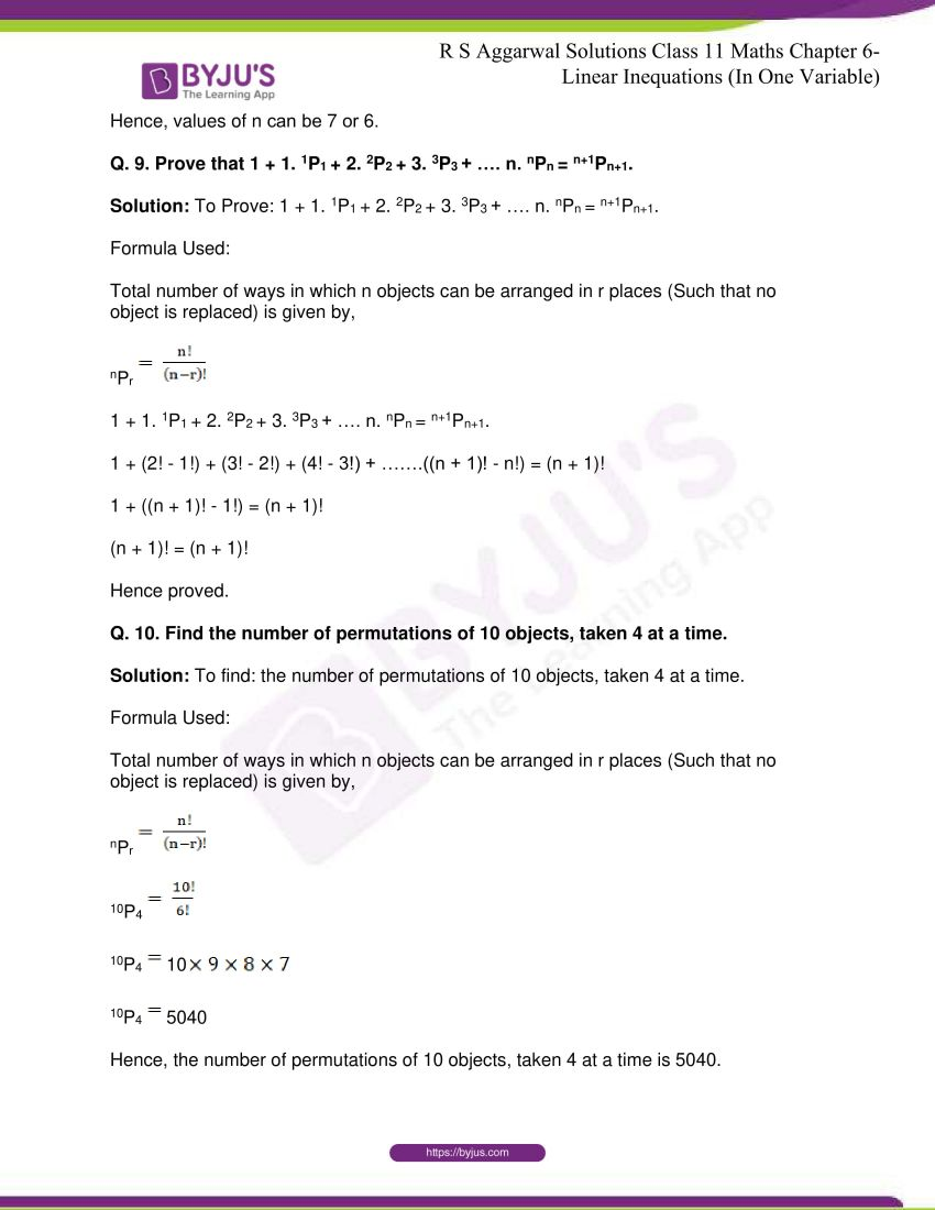 rs aggarwal class 11 maths solutions chapter 8 41