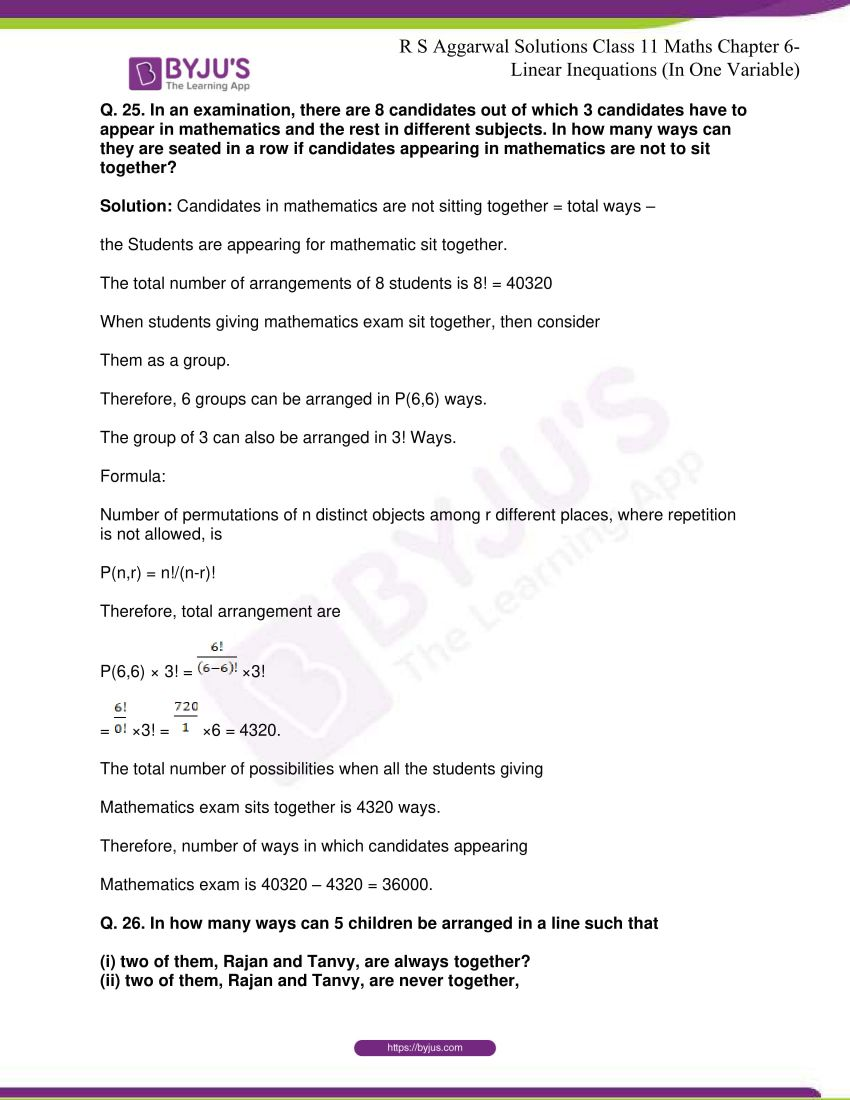 rs aggarwal class 11 maths solutions chapter 8 61