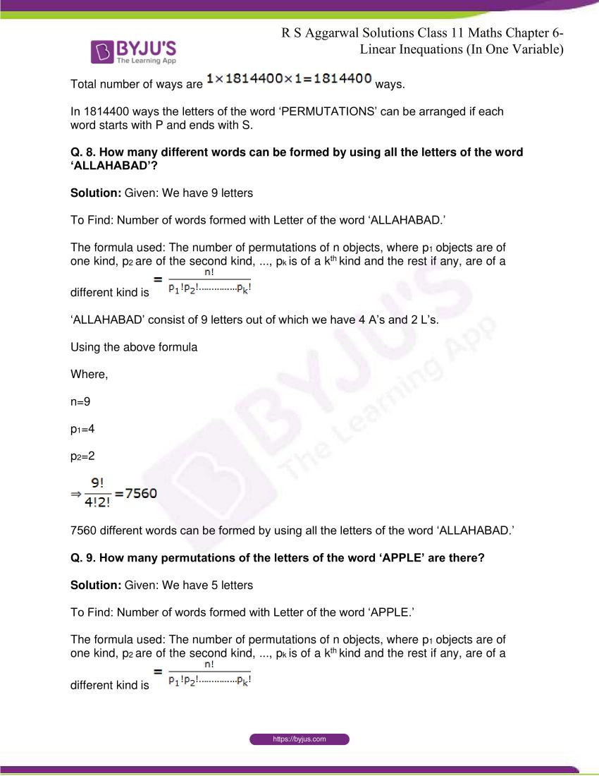 rs aggarwal class 11 maths solutions chapter 8 84