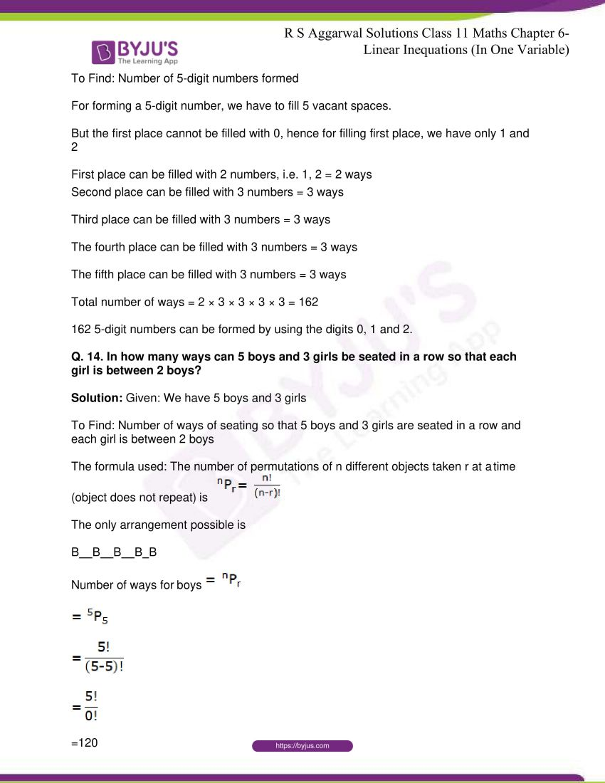rs aggarwal class 11 maths solutions chapter 8 87
